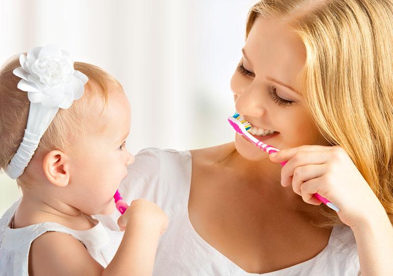 Signs of Teething