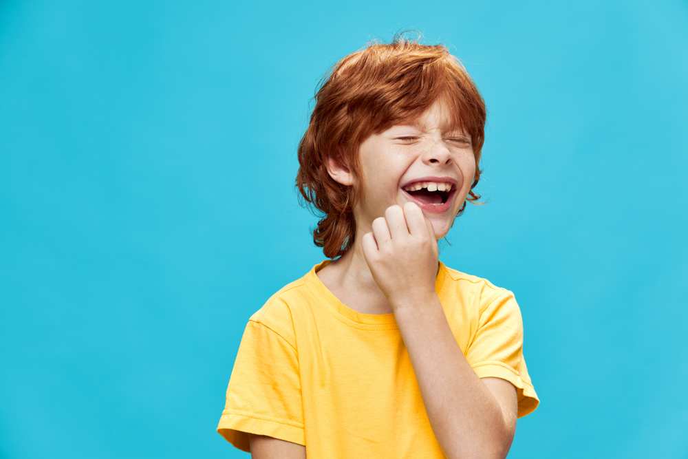 when do kids lose their baby teeth while growing up